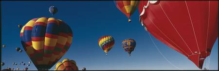 Hot Air Balloons, New Mexico