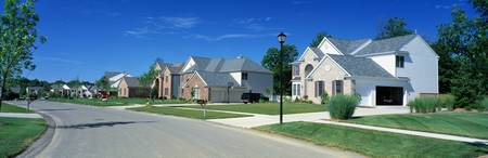 Suburban Housing Development