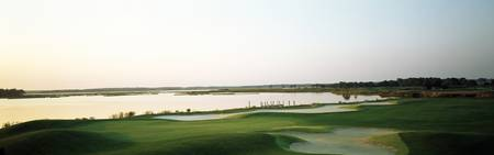 Golf course at the coast Ocean City Golf  Yacht C