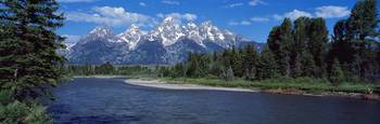 Snake River and Grand Teton WY