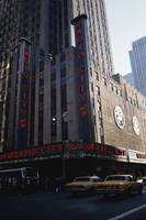 Radio City Music Hall New York NY