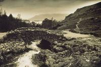 Ashness Bridge Cumbria England