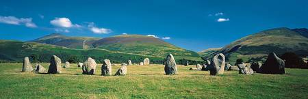 Castlerigg Stone Circle Cumbria The Lake District