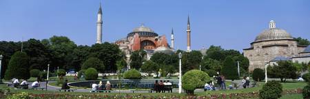 Church of Hagia Sophia Istanbul Turkey
