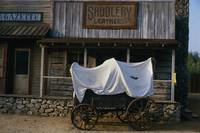 Covered Wagon at Paramount Ranch