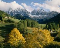 The Dolomites South Tirol Italy