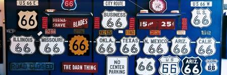 Route 66 Sign Collection