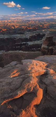 Grandview Point Canyonlands UT