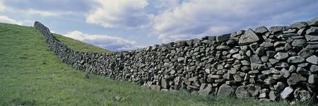 Stone Wall County Galway Ireland