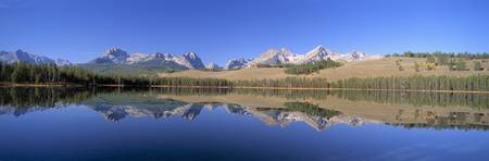 Sawtooth National Park Idaho