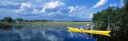 Kayaking Everglades National Park FL
