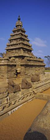 Ruins of a temple