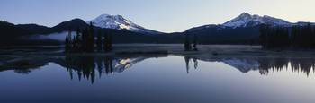 Sparks Lake Deschutes National Forest OR