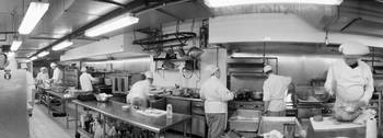 Chefs In Kitchen