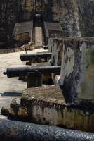 Cannons Of The Sant Barbara Battery