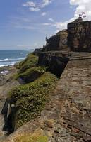 View Of Atlantic Ocean From El Morro