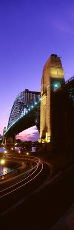 Harbor Bridge Sydney Australia
