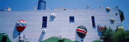 Building with Balloon Decorations Louisville KY