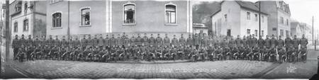 43Co 5th Regiment US Marines Germany