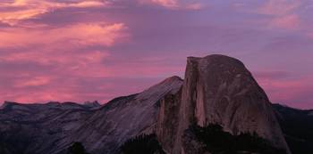 Half Dome Yosemite National Park CA