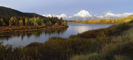 Snake River Grand Tetons National Park WY