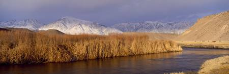 Owens River Valley Bishop CA