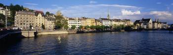 River Limmat Zurich Switzerland