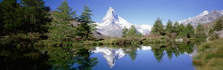 Matterhorn Mountain Switzerland