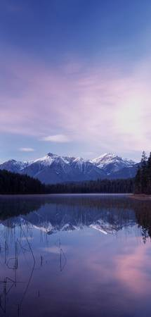 Cleland Lake British Columbia Canada