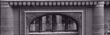 Window Rookery Bldg Chicago IL
