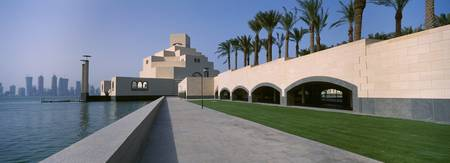 Museum at the waterfront Museum Of Islamic Arts D