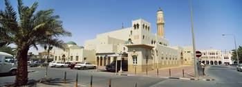 Mosque in a city Al Asmakh Mosque Doha Ad Dawhah