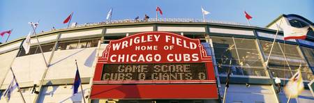 Wrigley Field Chicago IL