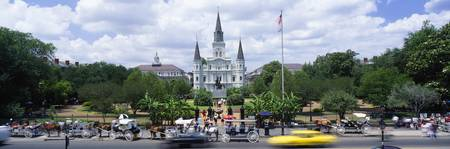 St Louis Cathedral Jackson Square French Quarter