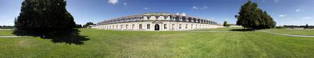 360 degree view of a palace La Corderie Royale Ro