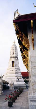 Temple Of The Rising Sun Bangkok Thailand