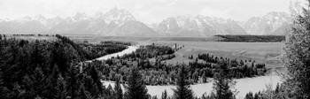Snake River Overlook Grand Teton National Park WY