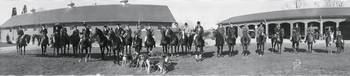 Riding and Hunt Club 1915