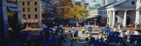 Quincy Market Boston MA
