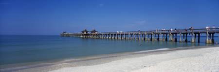 Naples Pier Gulf of Mexico Naples FL