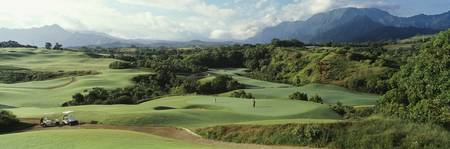Princeville Golf Course Kauai Is Hawaii
