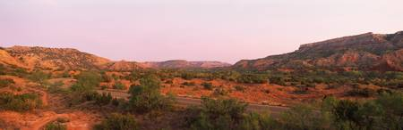 Palo Duro Canyon State Park TX