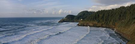 Heceta Head Lighthouse Devils Elbow State Park OR