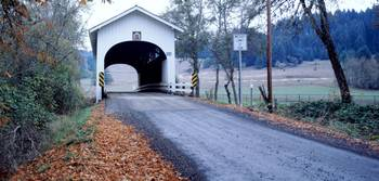 Covered Bridge OR