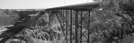 Snake River Bridge Twin Falls ID