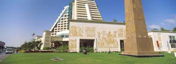 Hotel in a city Raffles Dubai Dubai United Arab E