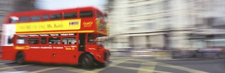 Double Decker Bus London England