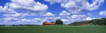 Red Barn Sweden