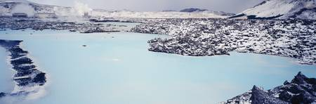 Geothermal Pool Iceland