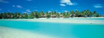 Aitutaki Atoll Cook Islands New Zealand